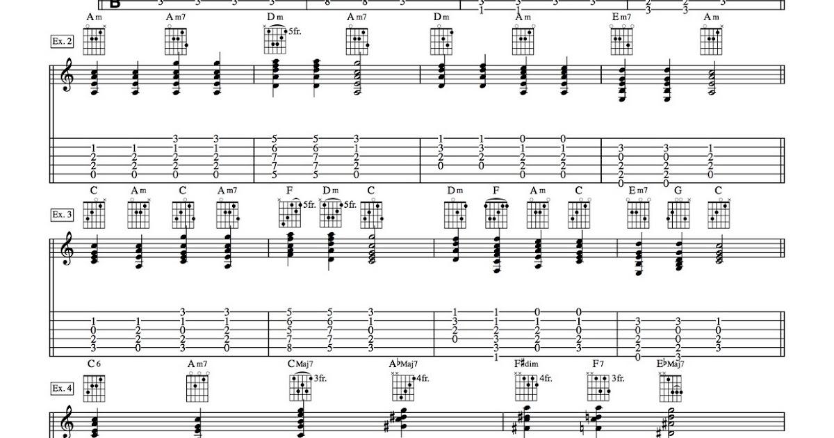 Prester John Guitar Guitar Reharmonization Simple To Complex To