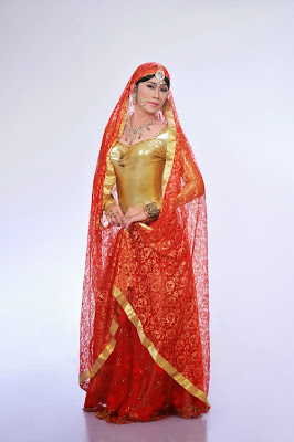 Xem Hoài Linh làm công chúa Ấn Độ đẹp hết chỗ nói
