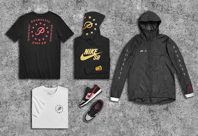 The Primitive X Nike SB Dunk Low