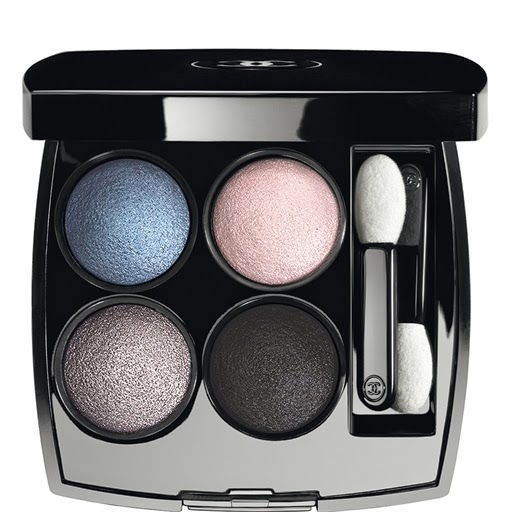 Chanel Les 4 Ombres Multi-Effecr Quadra Eyeshadow in Tissé Riviera