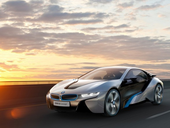 2011 Bmw I8 Concept Car Specifications Automobile Stats