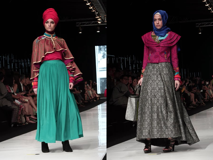 """Mr. Rebel in Town: Jakarta Fashion Week 2014: DIAN PELANGI """"POP BATIK"""""""