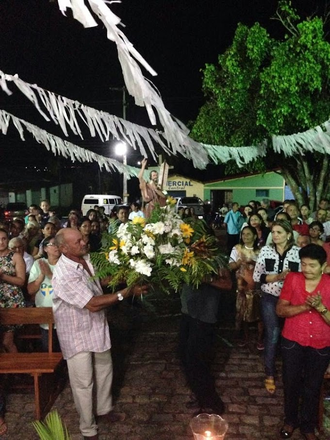 FESTA DE SÃO JOÃO BATISTA NO ARENÃ