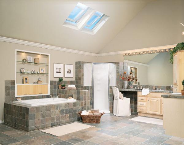 Bathroom Skylights for Homes