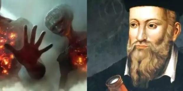 Ο Νοστράδαμος προέβλεψε… «εισβολή εξωγήινων» μέσα στο 2017! (Βίντεο)