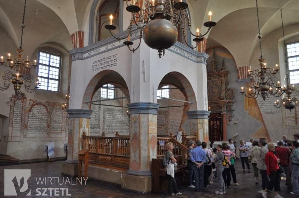 Samuel Gruber's Jewish Art & Monuments: Poland: Tykocin Synagogue ...