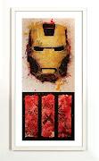BASK Iron Man 3 When It Rains It Pours Print Release (bask iron man print )