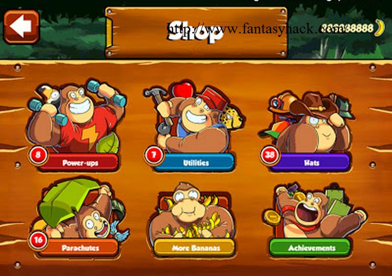 Banana Kong Game Hack V2.11