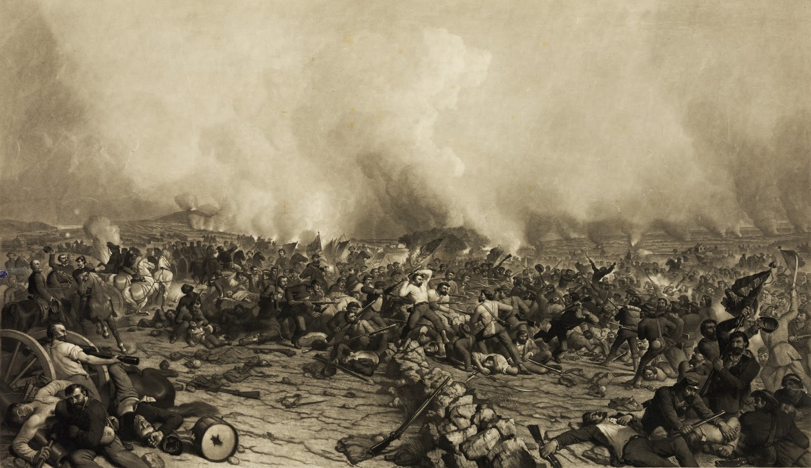 Essays on Battle of gettysburg