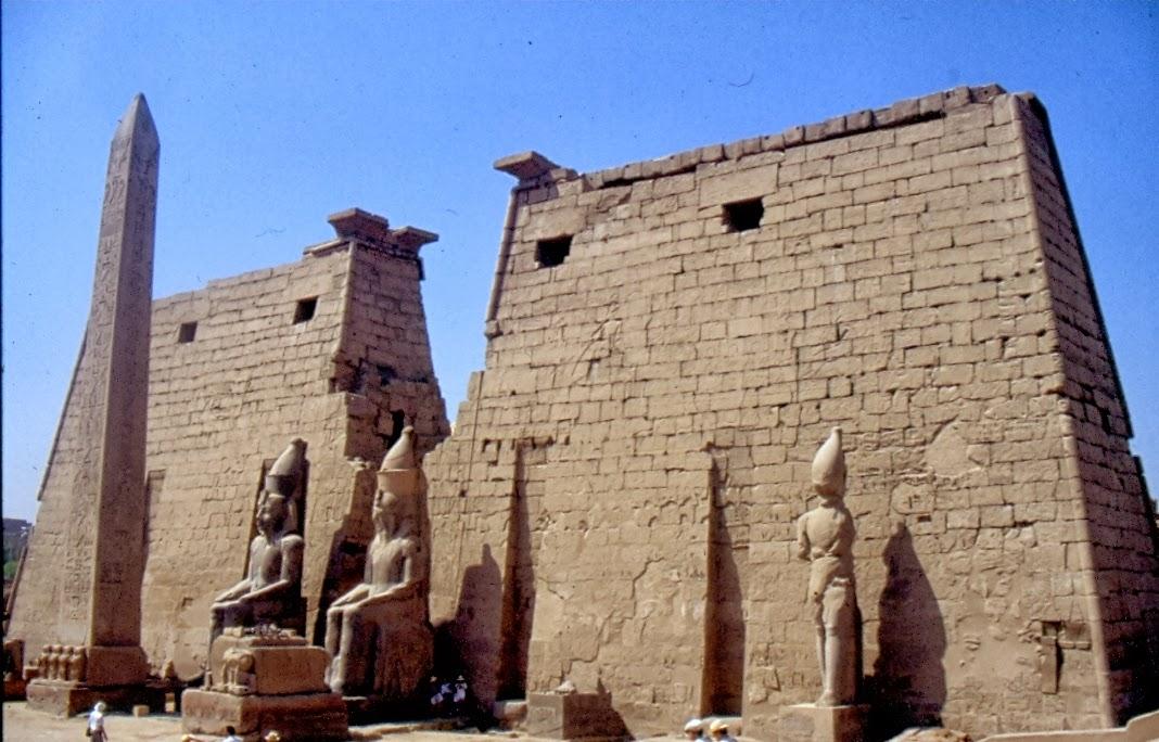 Egipto arquitectura templos y palacios historia del arte for Arquitectura de egipto