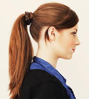 New Pony Hairstyle