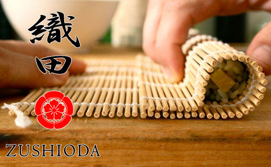ZUSHIODA: Kursus Masakan Jepang - cara membuat sushi maki