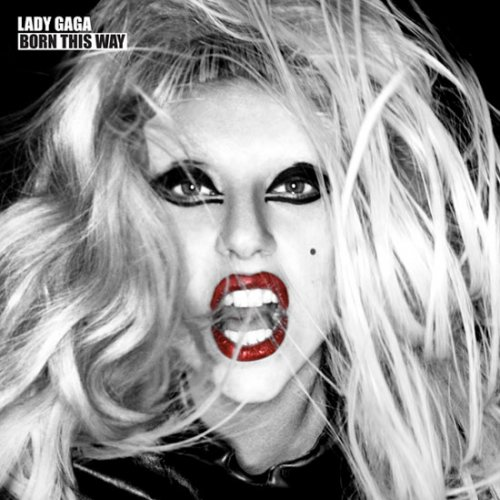 lady gaga born this way cd art. 2011 lady gaga born this way