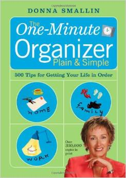 http://www.amazon.com/The-One-Minute-Organizer-Plain-Simple/dp/1580175848