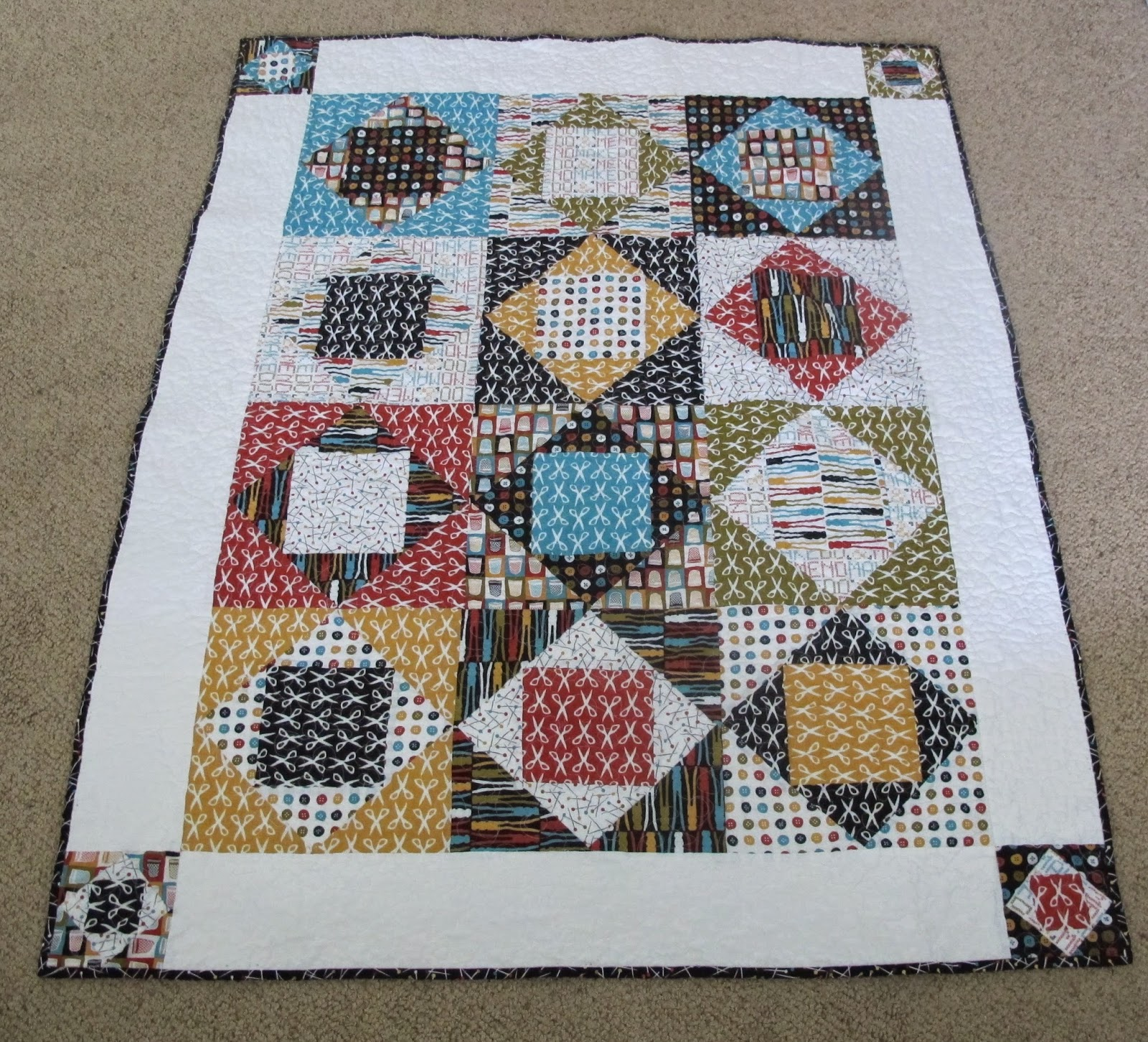 edging a quilt instructions
