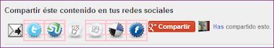 Difundir la información entre usuarios es un acto de predisposición social 2.0
