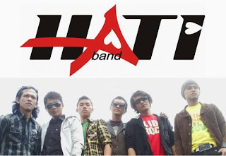 Lirik+Video Hati Band - Bermain Belakang (Lyric)