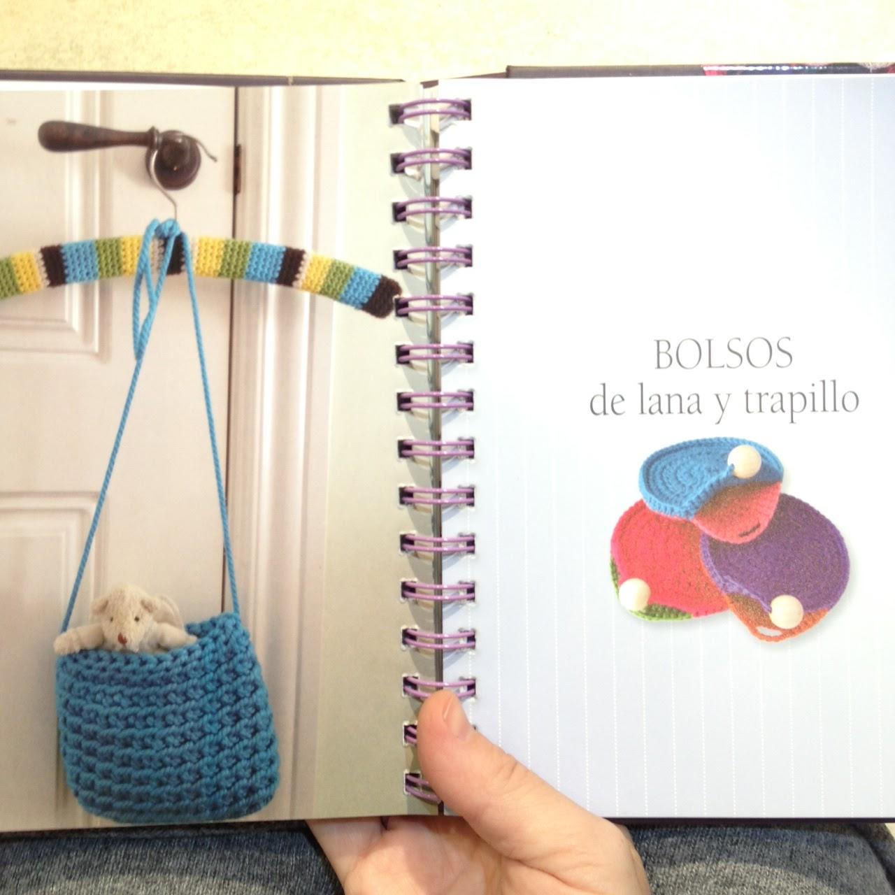 Mi libro de bolsos de Ganchillo y Trapillo