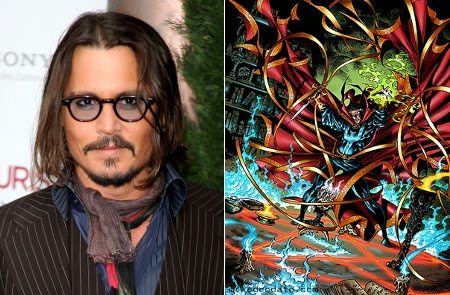 Rumor: Depp Up For 'Dr Strange'