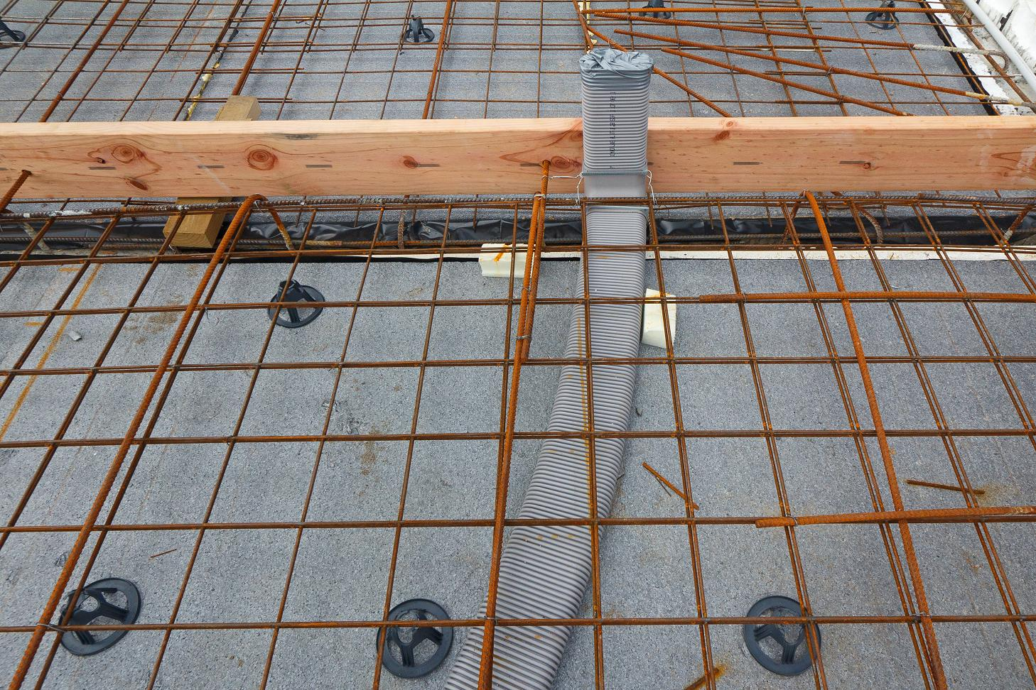 Concrete Floor Slab Second Pour The New Zealand S