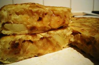 tortilla patatas cebolla comosinoexistieraelmañana