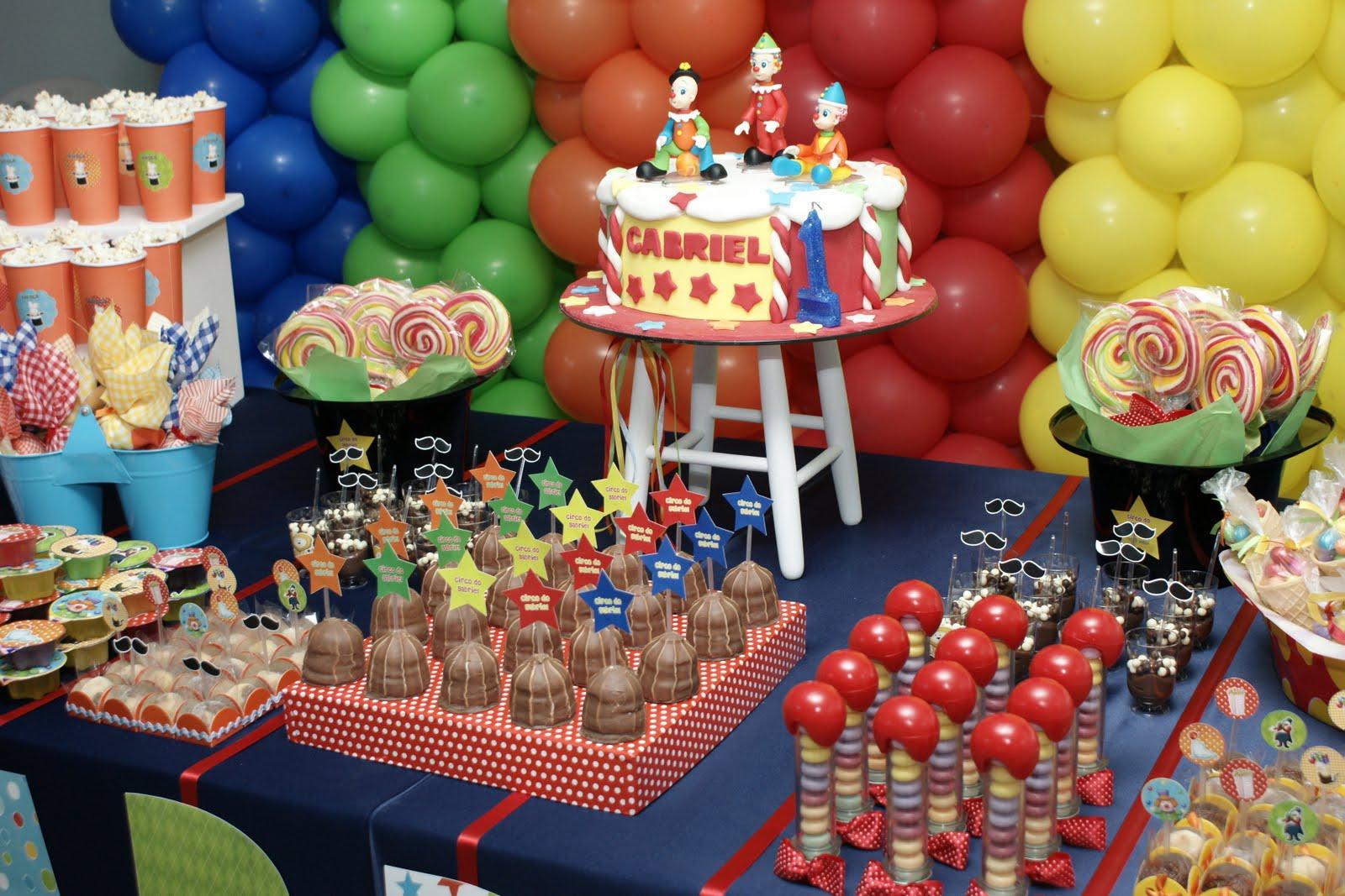 decoracao festa infantil circo:Mamãe Mode On: Decorando Circo