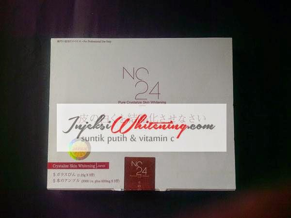 NC24 Pure Crystalize Skin Whitening (Japan)