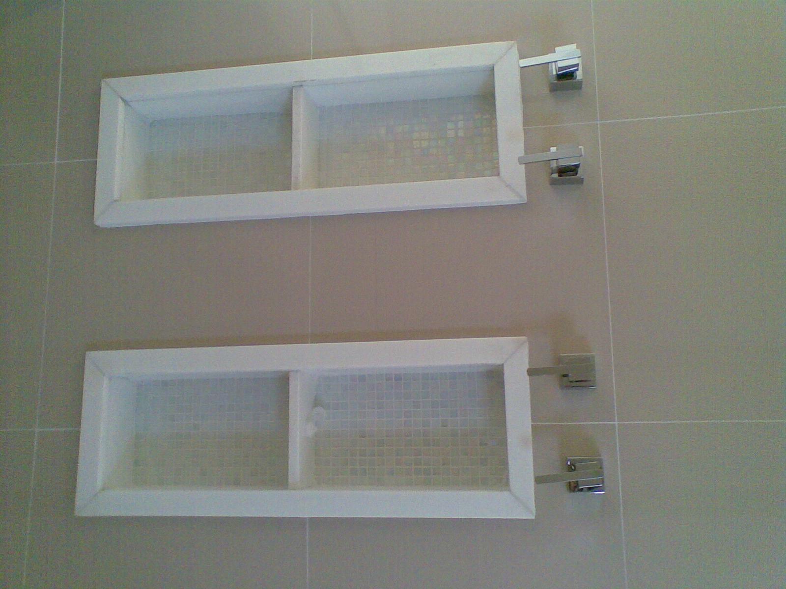 Construir com Arte: Um projeto contemporâneo com detalhes especiais  #636851 1600x1200 Banheiro Com Acabamento Com Pastilhas