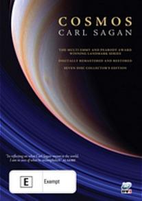 η σειρά COSMOS - Carl Sagan online
