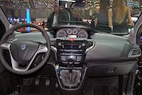 Lancia Ypsilon 2012 interieur
