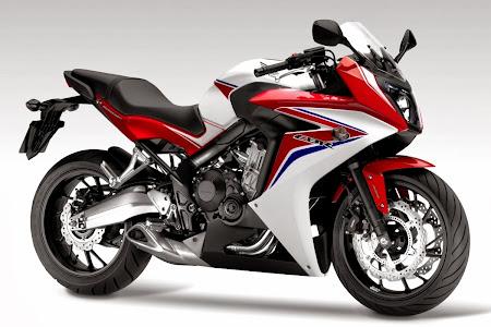 Honda CBR650F. Majalah Otomotif Online