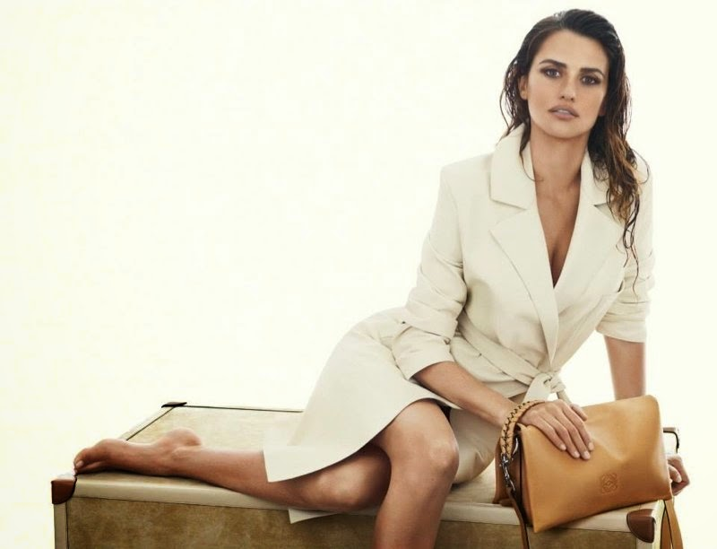 Penélope Cruz, Loewe, Made in Spain, complementos,