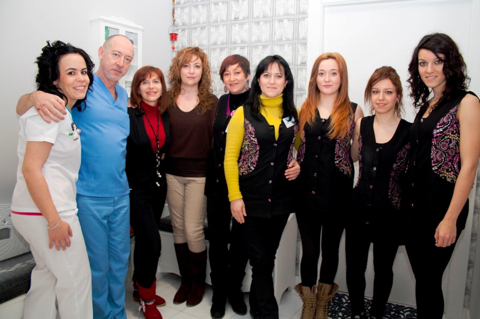 Servicio masaje desprotegido en Burgos