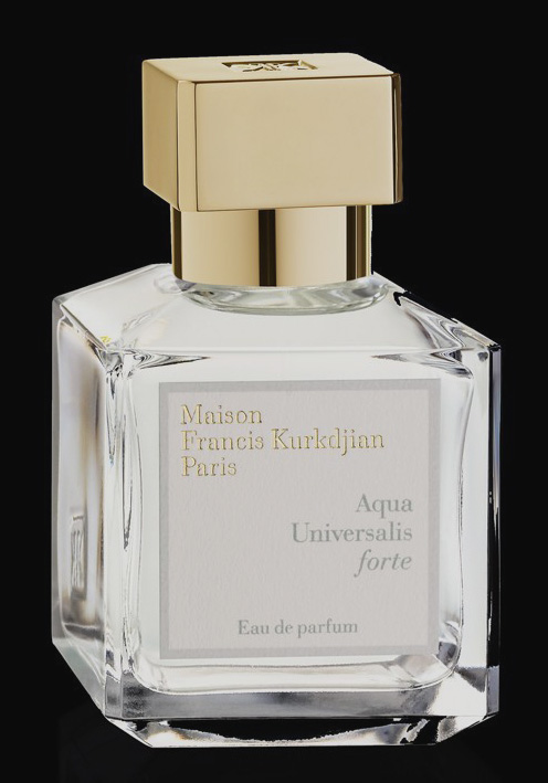 Bluerose fascinatia parfumului aqua universalis forte for Aqua universalis forte maison francis kurkdjian
