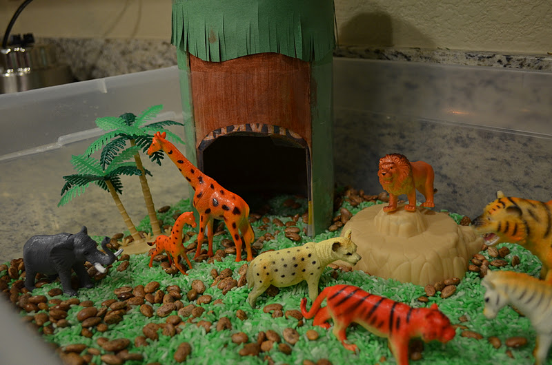 Pinterest the world s catalog of ideas for Jungle themed playroom