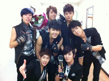 1.06.2012 THE CHASER 2ND WIN ( IST MUSIC BANK WIN FOR INFINITE)