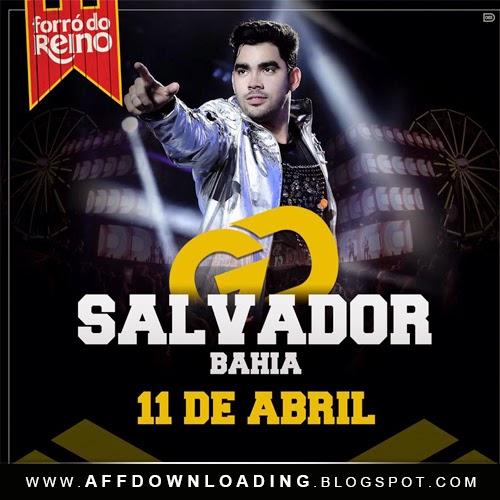 Baixar - Gabriel Diniz - Forró do Reino - Salvador - BA - 11.04.2015