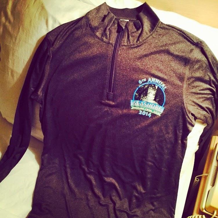 Seashore Nature Trail Shirt
