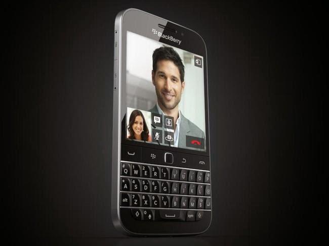 Blackberry Classic Terbaru