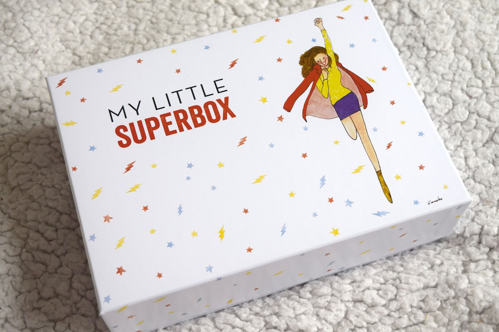 My Little Superbox March 2015