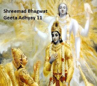 Shrimad Bhagwat Geeta Adhyay 11