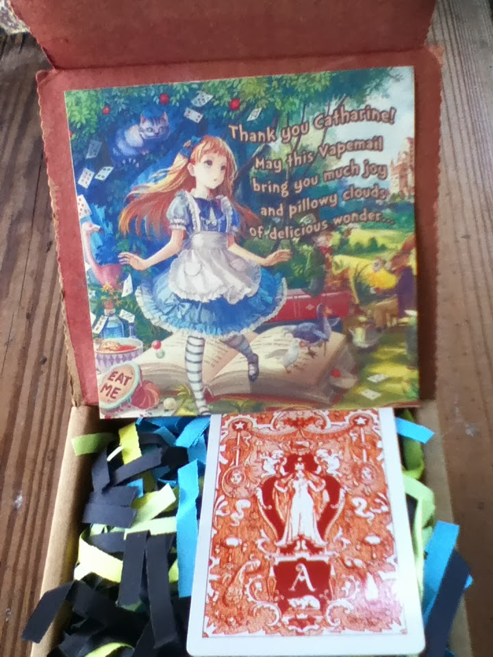 Coupon alice in vapeland