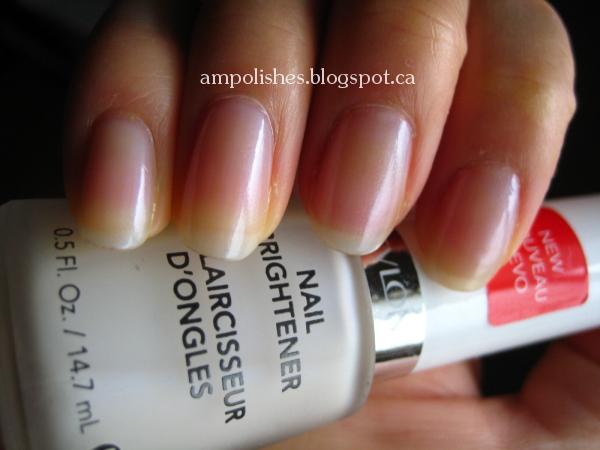 Revlon Nail Brightner And Cuticle Softener Review