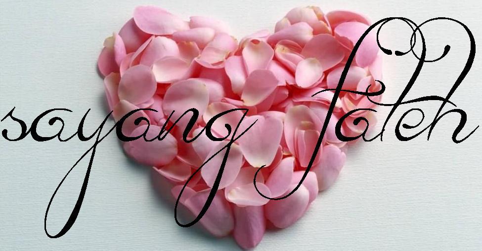 ♥ sayang fateh ♥