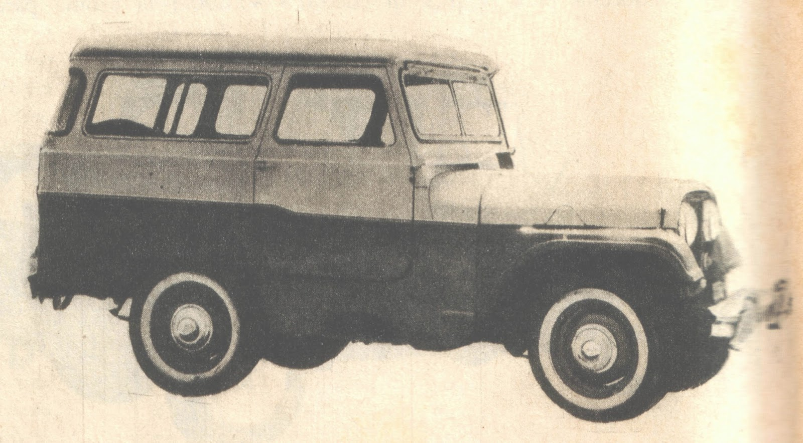 de sabú para jeep normal foto de la revista parabrisas de diciembre