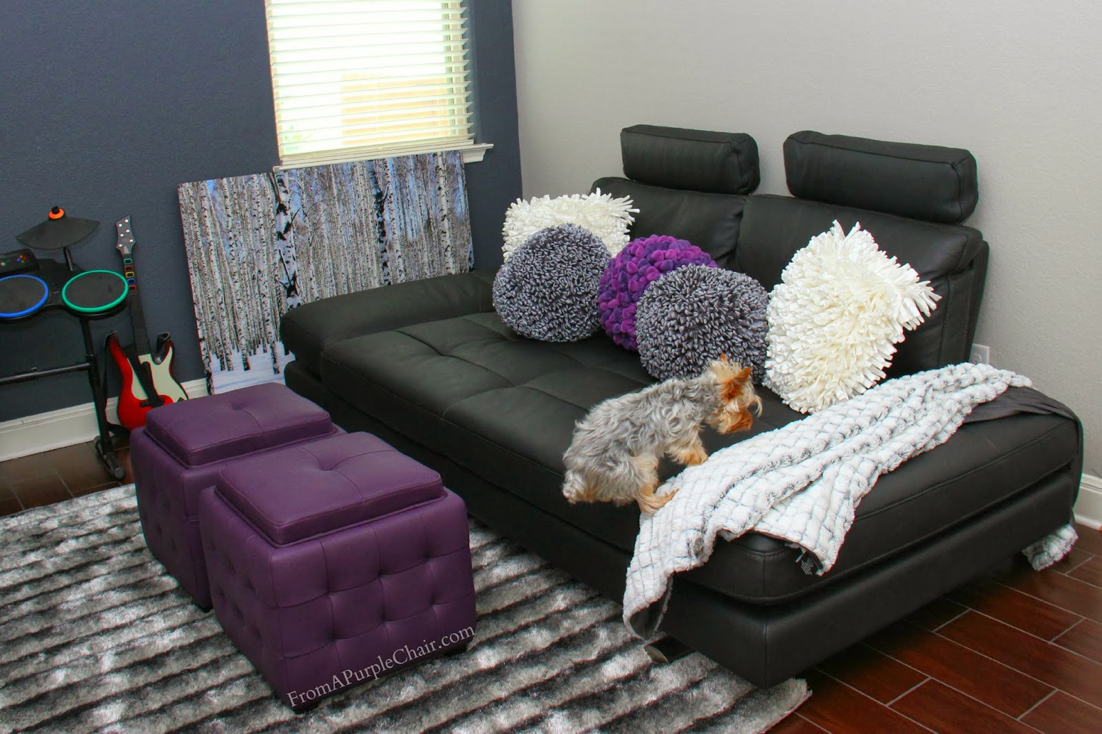 Miss Liz Heart: Game Room Furniture