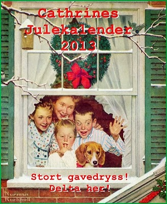 CATHRINES JULEKALENDER 2013
