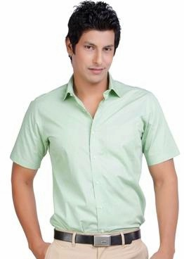 Men's Half Sleeves Formal Shirt
