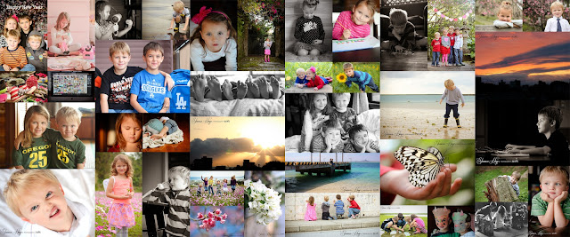 project 365, collage, shannon hager photography, children's, okinawa