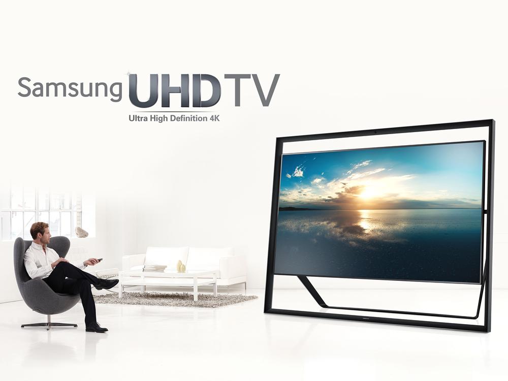 Televisor UHD de Samsung